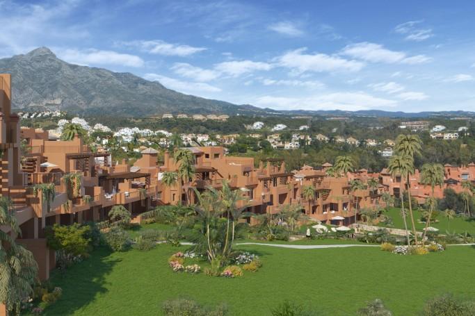Apartamento, ref: 902 en venta en La Cerquilla, Marbella Oeste