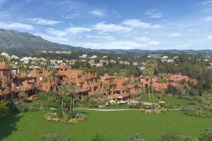 Apartment, ref: 903 for sale in La Cerquilla, Marbella West