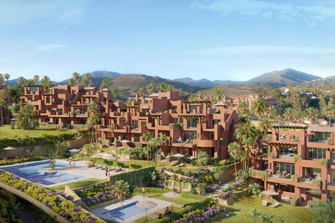 Apartment, ref: 904 for sale in La Cerquilla, Marbella West