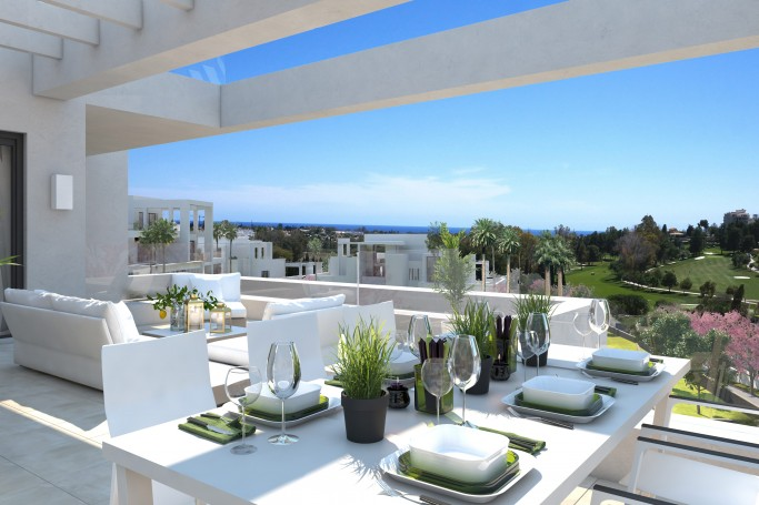 Apartment, ref: 990 for sale in Atalaya Alta, Marbella West