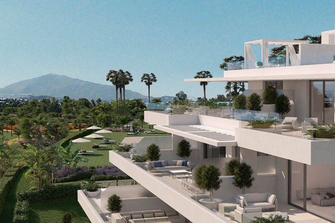 Apartment, ref: 48 for sale in Atalaya Alta, Marbella West