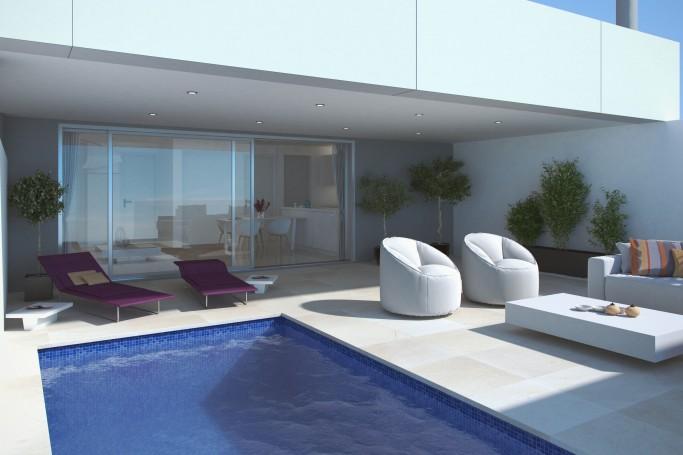 Apartment, ref: 105 for sale in La Cerquilla, Marbella West