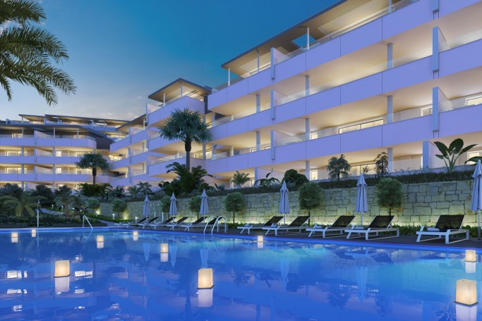 Apartment, ref: 113 for sale in Los Arqueros, Marbella West