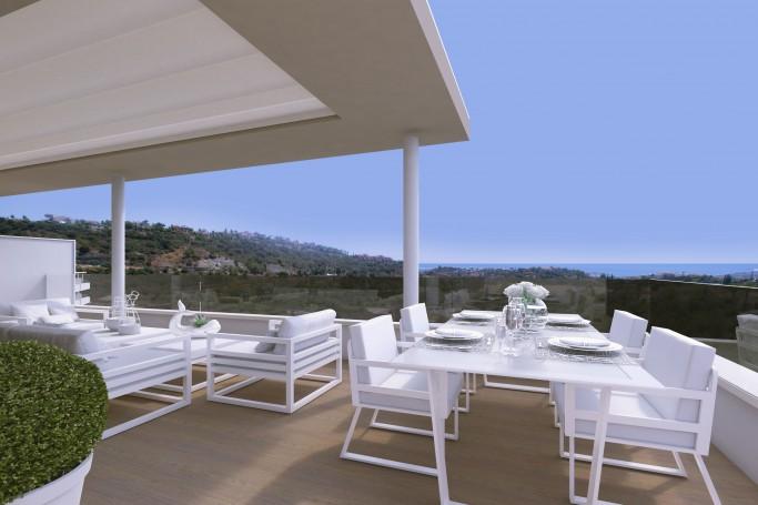 Apartamento, ref: 116 en venta en Los Arqueros, Marbella Oeste