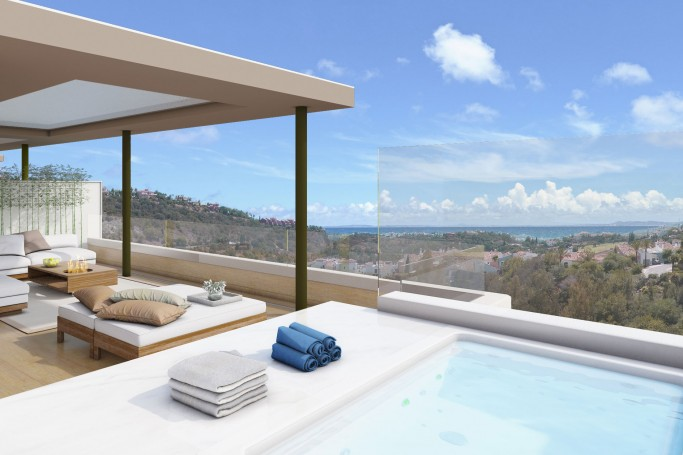 Apartment, ref: 117 for sale in Los Arqueros, Marbella West