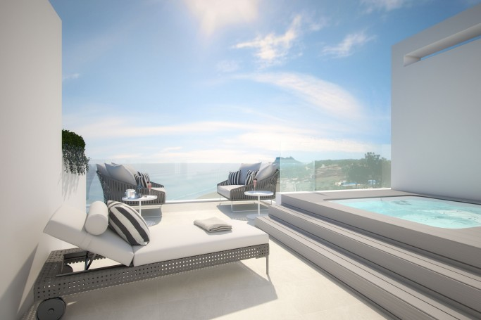 Townhouse, ref: 123 for sale in Estepona beach, Marbella West