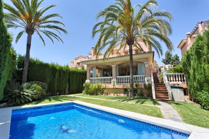 Villa, ref: 318 for sale in Marbella centre, Marbella East