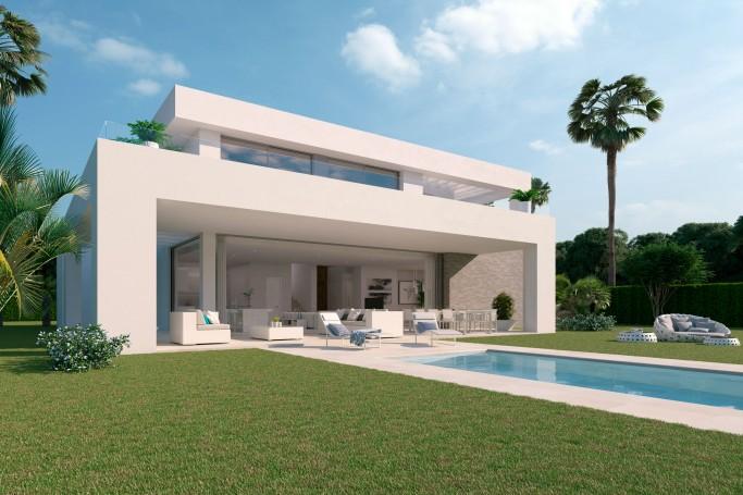 Villa, ref: 336 en venta en La Cala Golf, Marbella Este