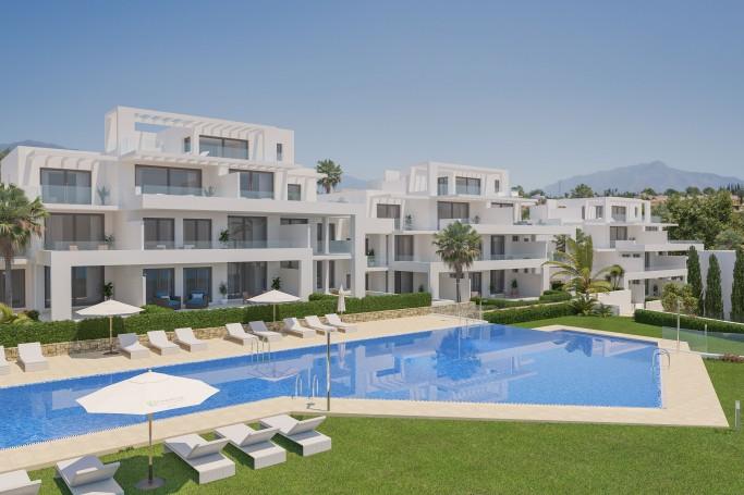 Apartamento, ref: 359 en venta en El Campanario, Marbella Oeste