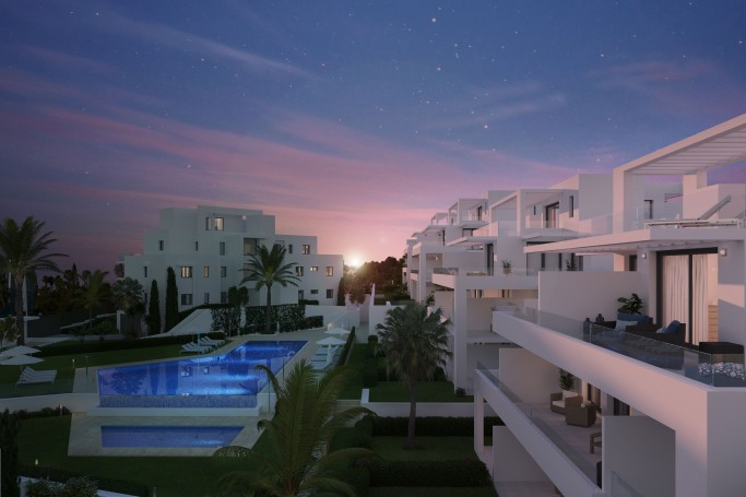 Apartamento, ref: 368 en venta en El Campanario, Marbella Oeste