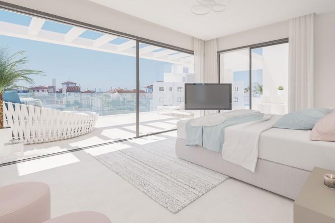 Apartamento, ref: 370 en venta en El Campanario, Marbella Oeste