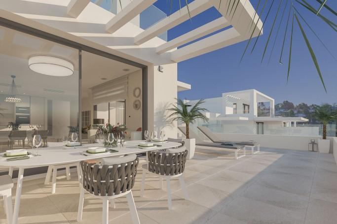 Apartamento, ref: 367 en venta en El Campanario, Marbella Oeste