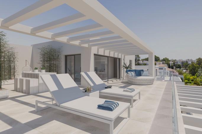 Apartamento, ref: 373 en venta en El Campanario, Marbella Oeste