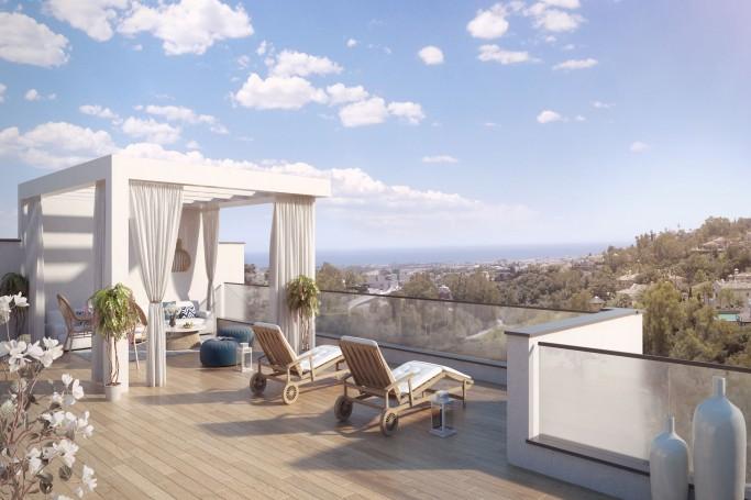 Apartamento, ref: 418 en venta en La Quinta, Marbella Oeste