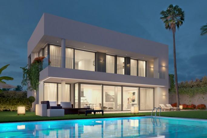 Villa, ref: 463 for sale in Estepona beach, Marbella West