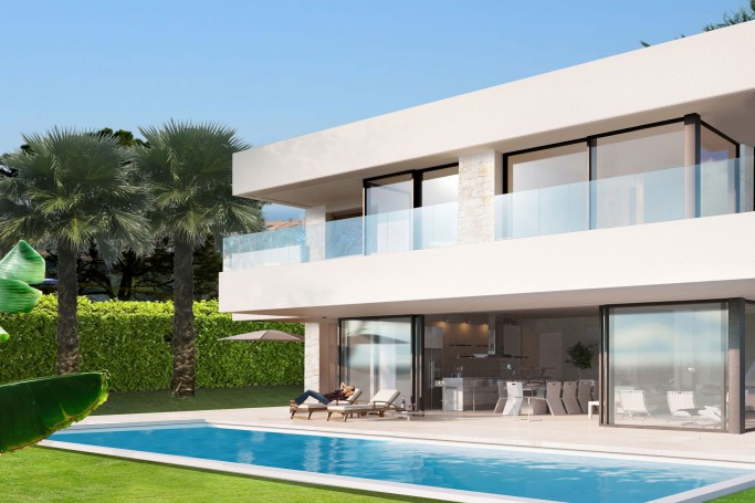 Villa, ref: 471 for sale in Estepona beach, Marbella West