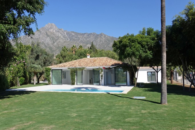 Villa, ref: 496 for sale in Rocío de Nagüeles, Marbella Golden Mile