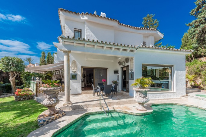 Villa, ref: 549 for sale in Ancon Sierra, Marbella Golden Mile