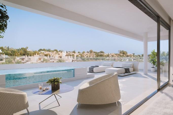 Apartment, ref: 583 for sale in El Campanario, Marbella West
