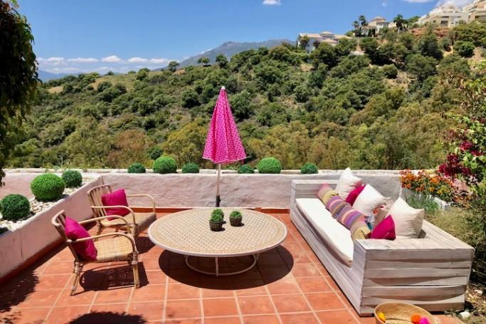 Townhouse, ref: 585 for sale in Los Altos de Los Monteros, Marbella East