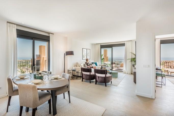 Apartment, ref: 634 for sale in La Alqueria, Marbella West
