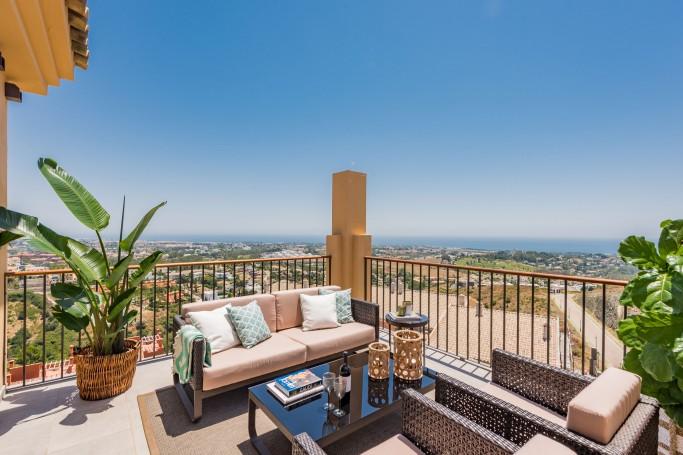 Apartment, ref: 642 for sale in La Alqueria, Marbella West