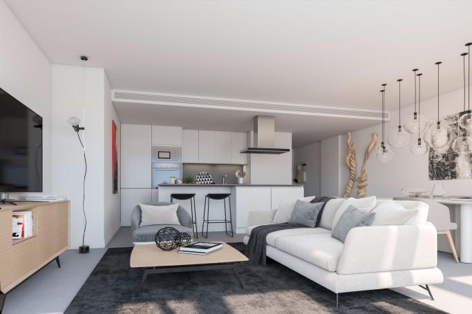 Apartamento, ref: 651 en venta en New Golden Mile, Nueva Milla de Oro