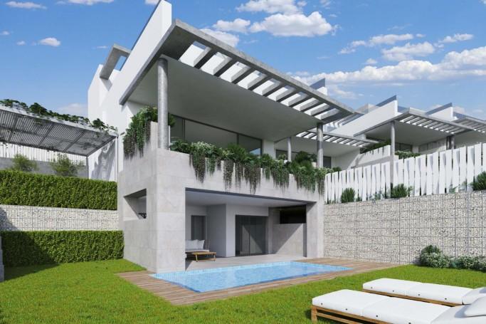 Villa, ref: 663 en venta en Cabopino, Marbella Este