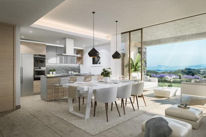 Apartment, ref: 322 for sale in La Quinta, Marbella West