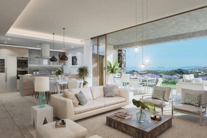 Apartment, ref: 351 for sale in La Quinta, Marbella West