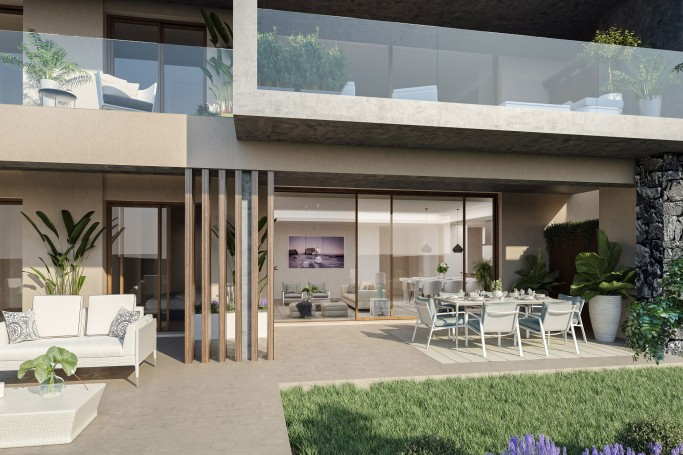 Apartment, ref: 393 for sale in La Quinta, Marbella West