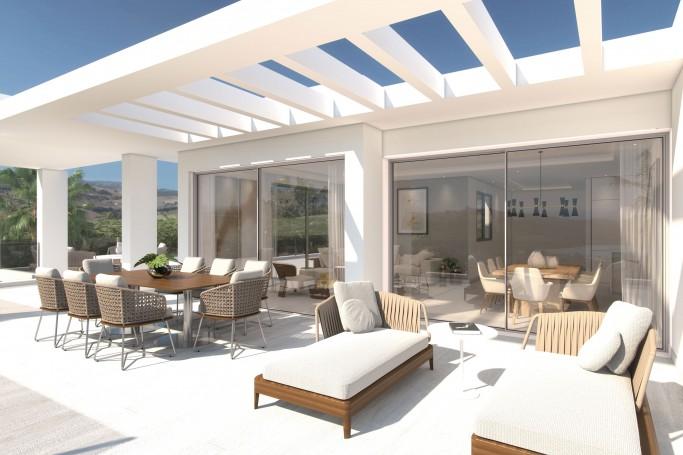 Apartamento, ref: 667 en venta en Casares, Marbella Oeste