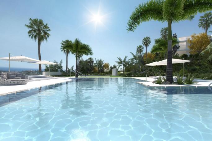 Apartamento, ref: 824 en venta en Casares, Marbella Oeste