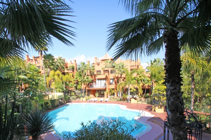 Apartment, ref: 524 for sale in Walking distance to Banus, Marbella West