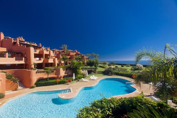 Apartamento, ref: 347 en venta en Los Monteros beach, Marbella Este