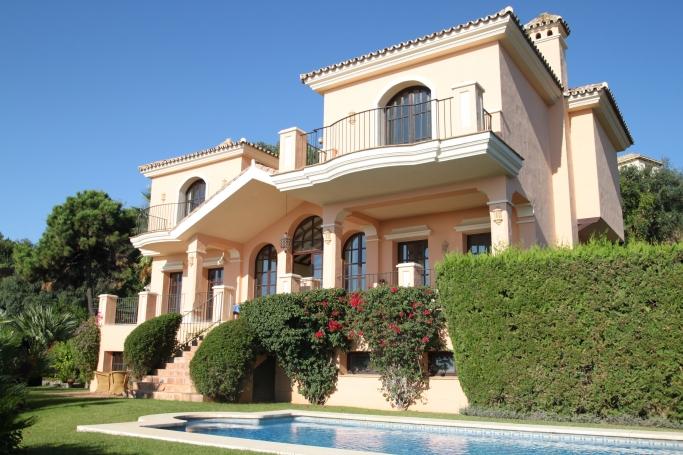 Villa, ref: 276 for sale in La Zagaleta, Marbella West
