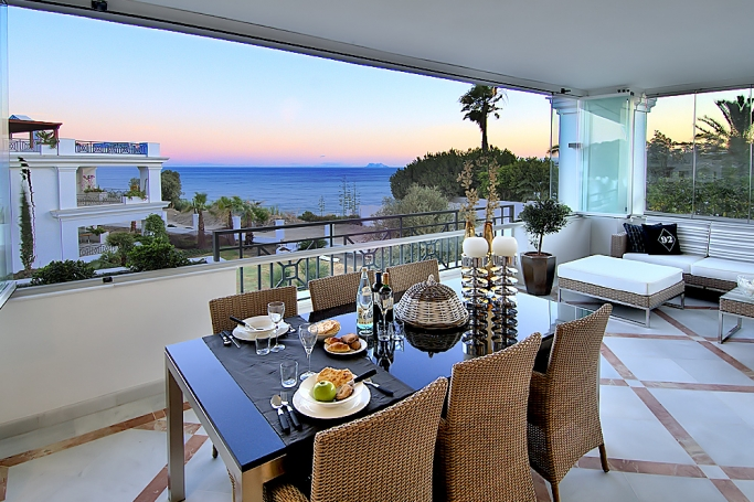 Apartment, ref: 261 for sale in Estepona beach, Marbella West