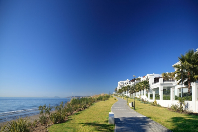 Apartment, ref: 259 for sale in Estepona beach, Marbella West