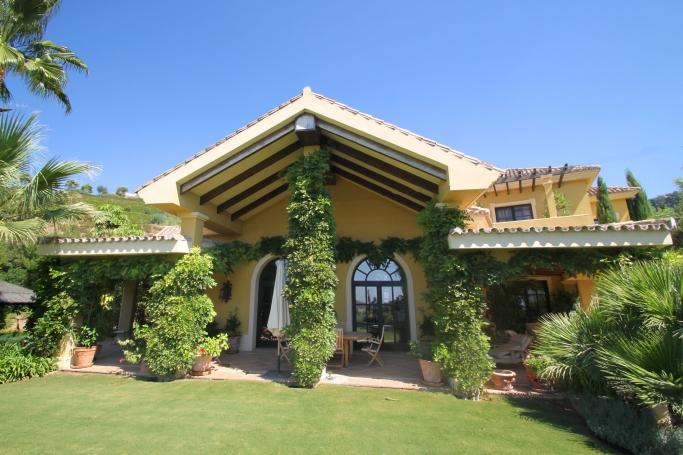 Villa, ref: 135 for sale in La Zagaleta, Marbella West