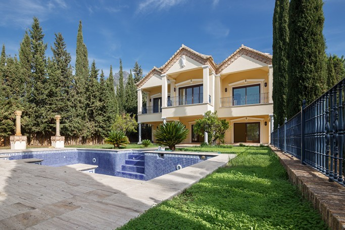 Villa, ref: 795 for sale in Sierra Blanca, Marbella Golden Mile