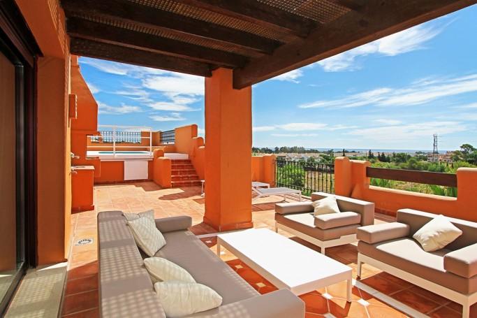 Apartamento, ref: 828 en venta en Walking distance to Banus, Marbella Oeste