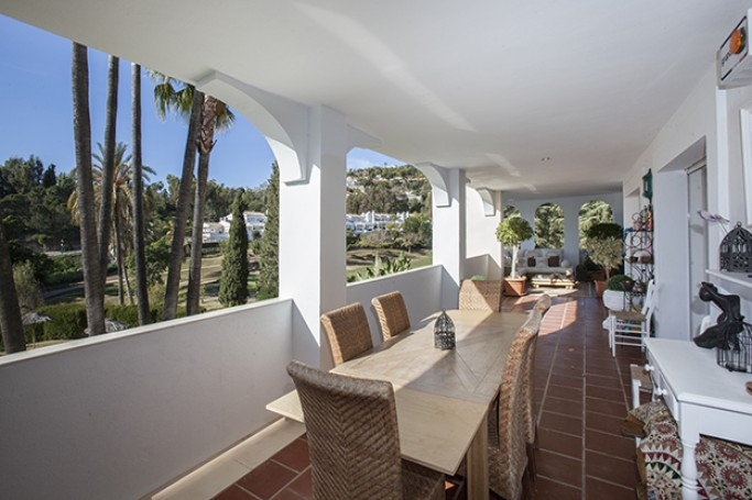 Apartment, ref: 855 for sale in La Quinta, Marbella West