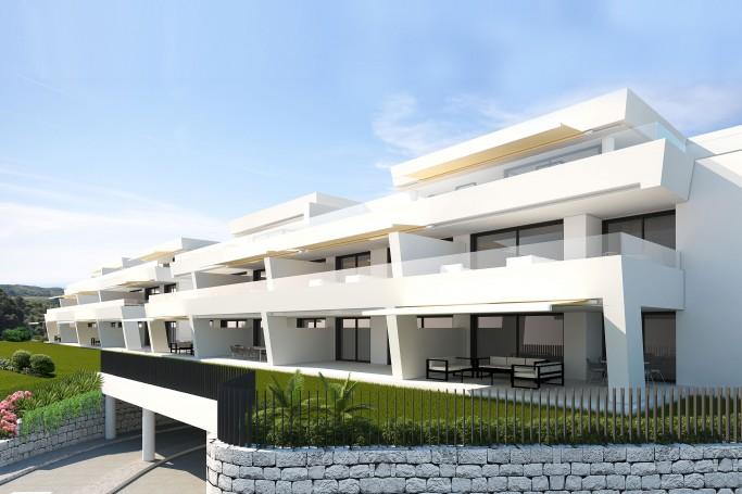 Apartamento, ref: 874 en venta en La Cerquilla, Marbella Oeste