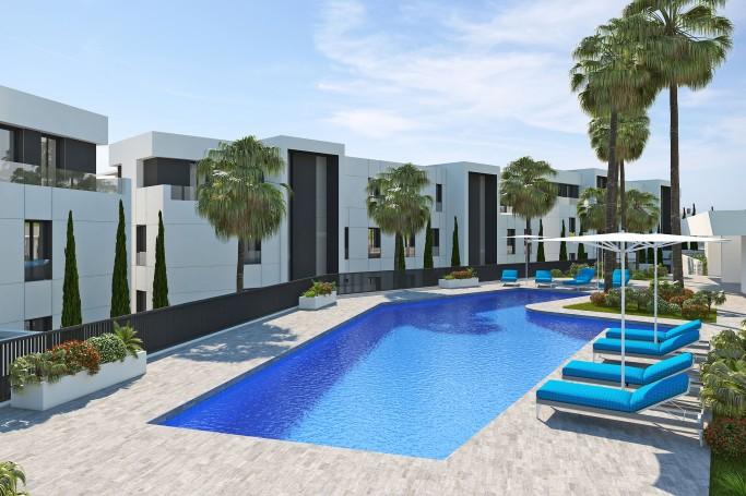 Apartamento, ref: 875 en venta en La Cerquilla, Marbella Oeste