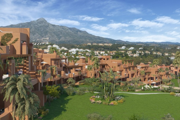 Apartment, ref: 906 for sale in La Cerquilla, Marbella West