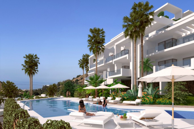 Apartment, ref: 977 for sale in Ojén Road, Marbella East