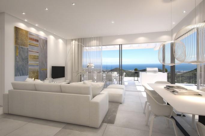 Apartamento, ref: 978 en venta en Ojén Road, Marbella Este