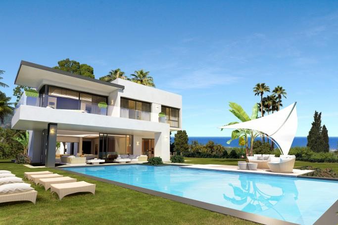 Villa, ref: 993 en venta en Lomas del Marbella Club, Marbella Milla de Oro