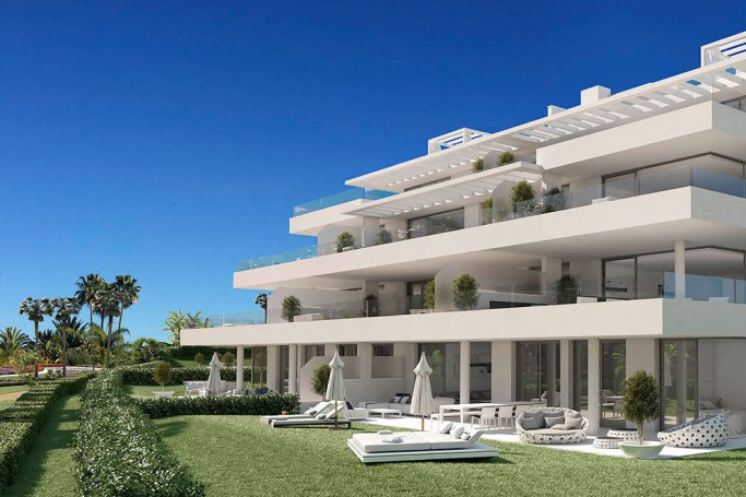 Apartment, ref: 41 for sale in Atalaya Alta, Marbella West