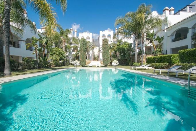 Apartamento, ref: 85 en venta en Sierra Blanca, Marbella Milla de Oro